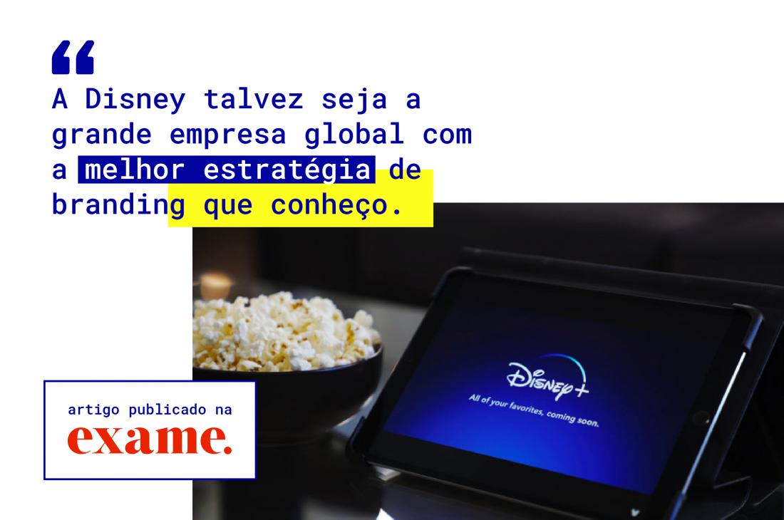 Disney+ tem uma das melhores estratégias de marca já traçadas